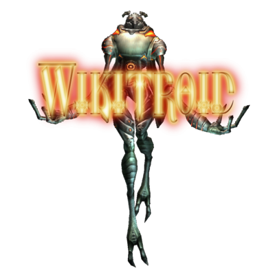 Wikitroid L Logo