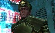 Almirante dane en la NFG Olimpo