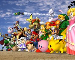 SuperSmashBrosWallpaper1280x1024