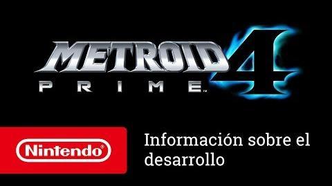 Actualización sobre el desarrollo de Metroid Prime 4 para Nintendo Switch