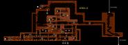 Metroid 2 Phase 3 map