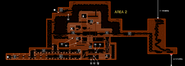 Metroid 2 Phase 3 map
