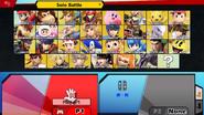 Selección de personajes E3 2018 SSBU