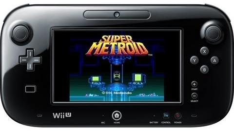 スーパーメトロイド プレイ映像 (Wii U VC)