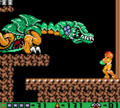 Colored metroid II queen battle.png