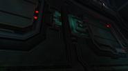 Killing ground - blast doors opening