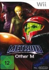 Metroid Other M Hülle