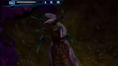Metroid Other M - Ki Hunter King