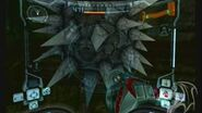 Metroid Prime Game Over Scene