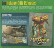 Metroid Prime Nintendo Power ad that mentions Kraid