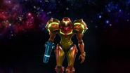 Metroid Samus Returns - Samus is Back Samus stationary pose