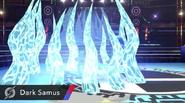 Samus Oscura onda SSB Wii U