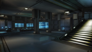 BRC operations base - lower floor 2