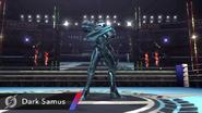 Samus Oscura SSB Wii U