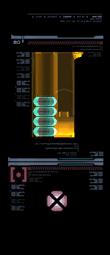 Superficie en U escaneo izquierda mp3c