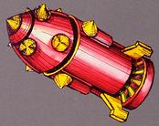 Missile M1