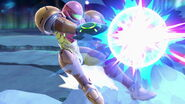 SSB Ultimate Samus charge beam