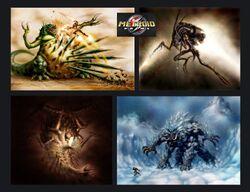 24 Metriod Prime Concepts