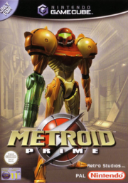 Metroid Prime - Boxart PAL