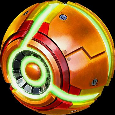 Image result for Samus Aran morphball