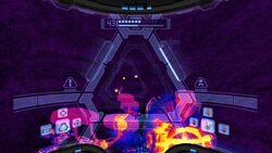Metroid quarantine b thermal visor