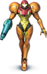 Samus smash render