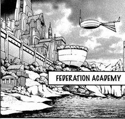 Academia de la Federación