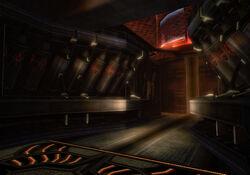 Metroid Processing Basement
