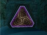 Purple Blast Shield