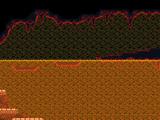 Lava Lake (Ridley's Hideout)