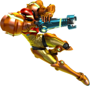 Metroid Samus Returns Samus Missile Hatch artwork