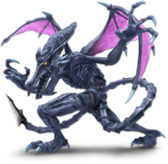 Ridley Artwork 04 SSBU