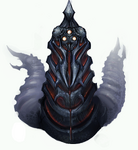 Dunkler Amorbis