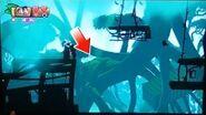 Nave de Samus Donkey Kong Tropical Freeze