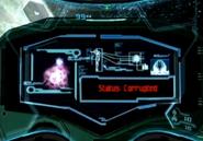 Bioescáner-Samus contaminada