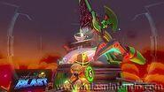 Kraid en Metroid Blast2