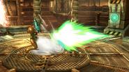 Tiro a quemarropa (2) SSB4 (Wii U)