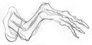 Ben Sprout brazo de Aazelion boceto mp3