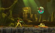 Metroid Alfa en Superficie captura msr