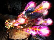 Samus vs Alpha Metroid in MSR