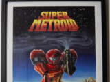 Super Metroid Limited Edition Print