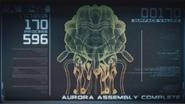 Unidad Aurora trailer MP3