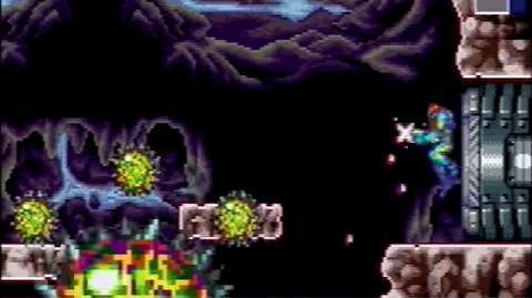 Metroid Fusion - Mega Core-X