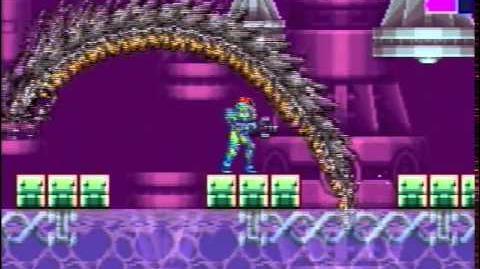 Metroid Fusion - Serris