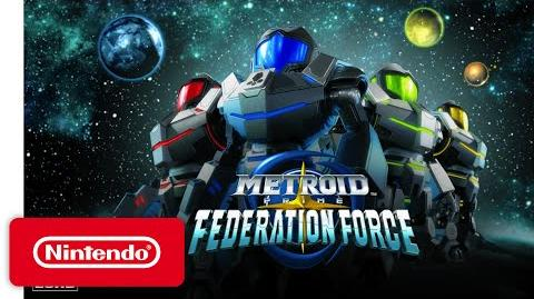 Metroid Prime Federation Force - Co-Op Trailer for Nintendo 3DS