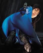 Chisato Morishita with Paralyzer