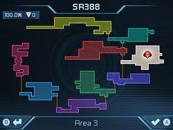 Mapa SR388 MSR