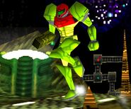 Samus in Smah Bros (3)