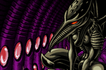 MZM-012-Ridley on Space Pirate Mothership