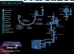Mapa del Sector Principal MOM